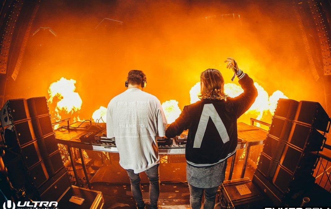 """Axwell Λ Ingrosso colaboran con RØMANS para su nuevo single """"Dancing Alone"""""""