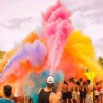 Guía rumbo a Color Fest Glow 2018 en Chihuahua, México