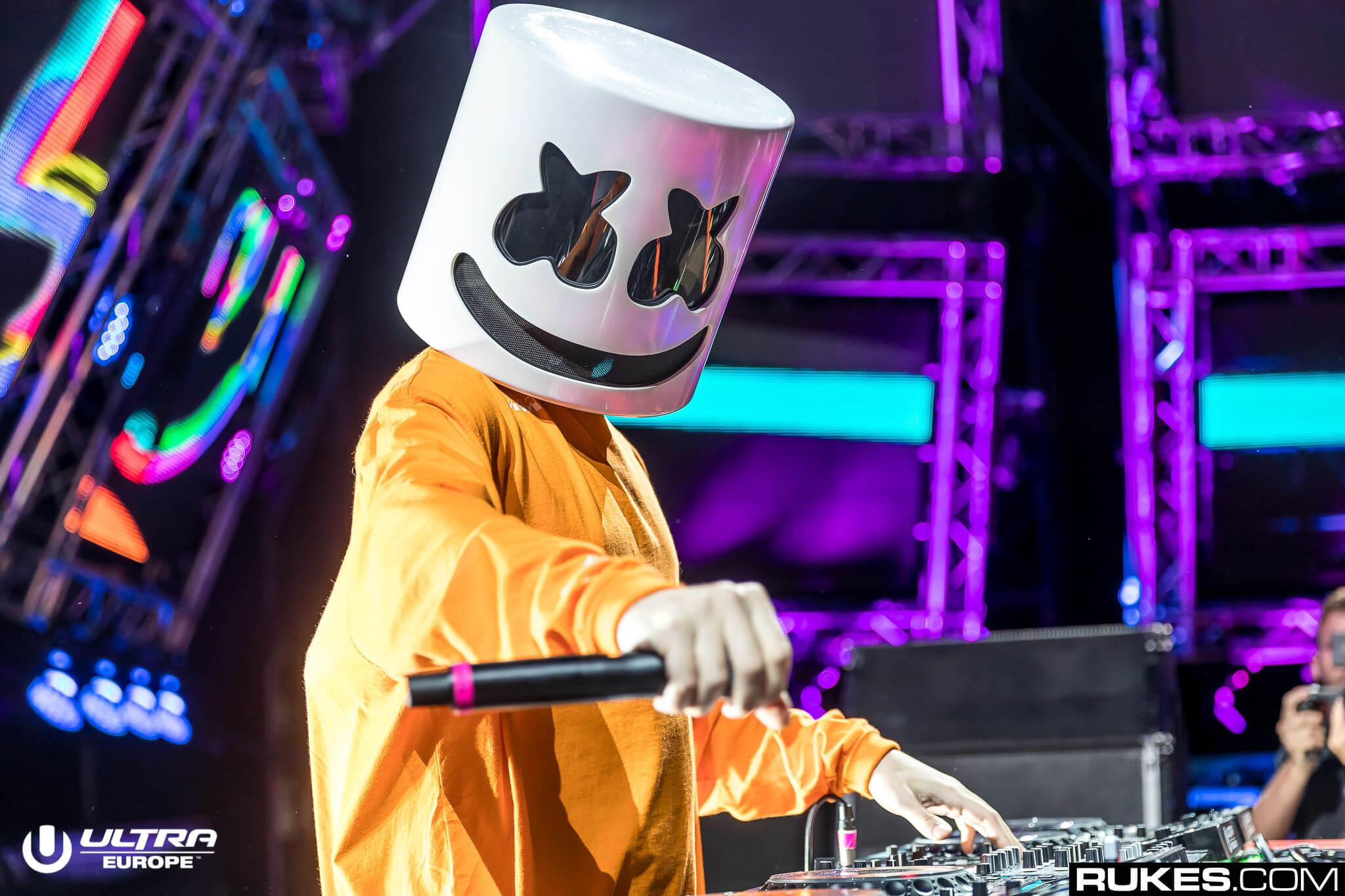 Checa el nuevo lanzamiento de Marshmello en colaboración con Bastille