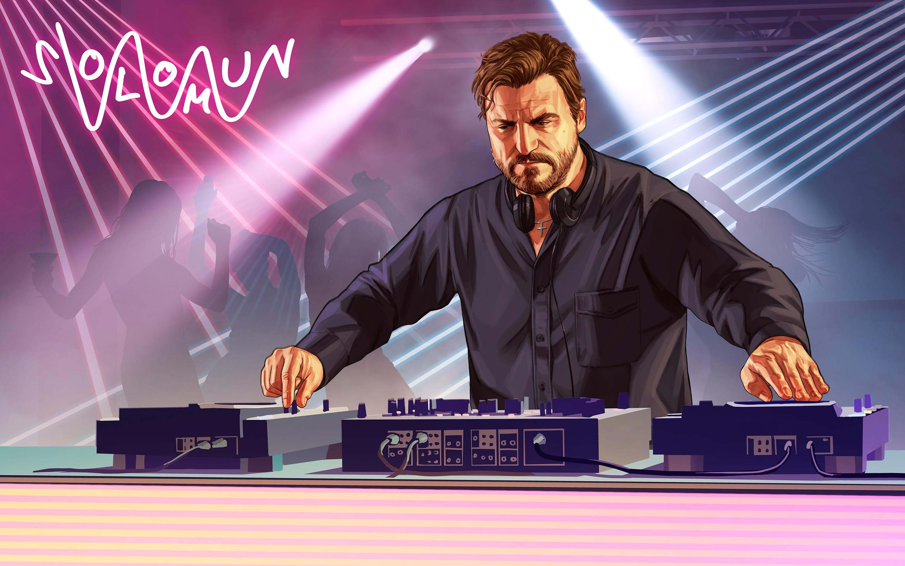 "Checa el nuevo video de Solomun para su track ""Customer Is King"""