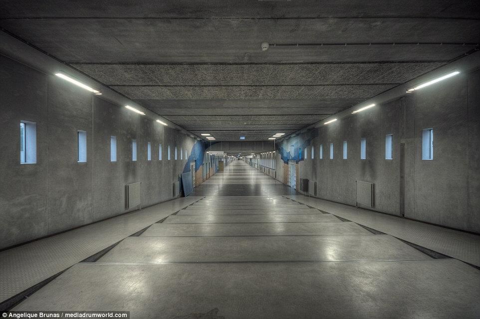 Audio Obscura convertirá una prisión en una sala techno