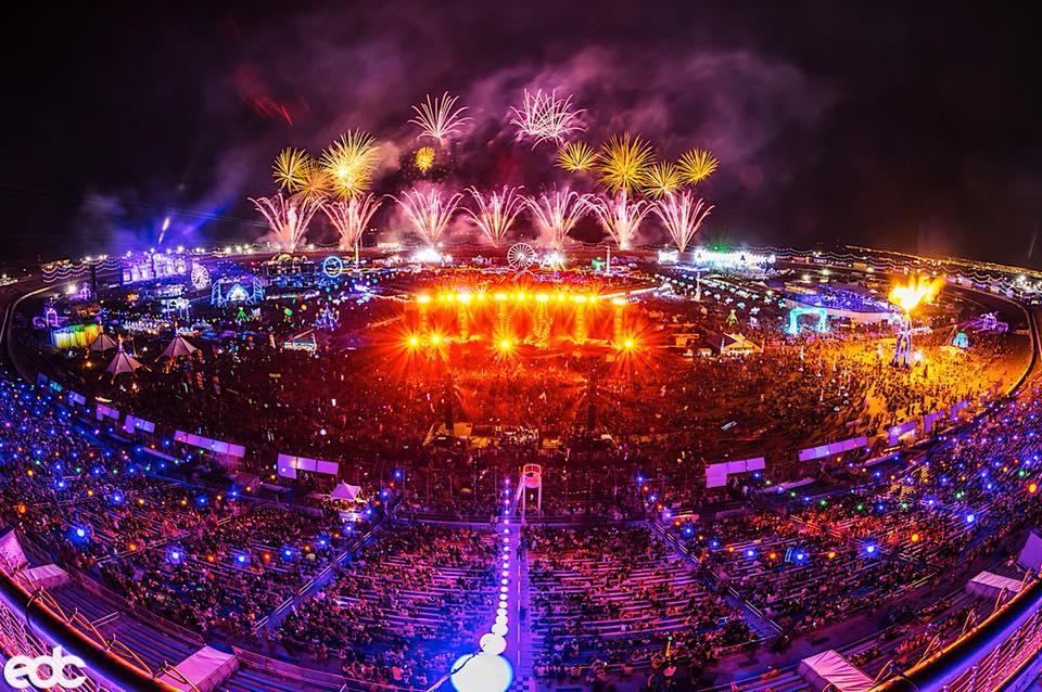 EDC Las Vegas presenta el trailer para su edición en 2019