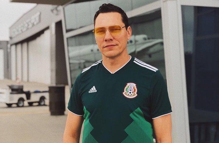 Dreamfields México anuncia al primer headliner de su line-up: Tiësto