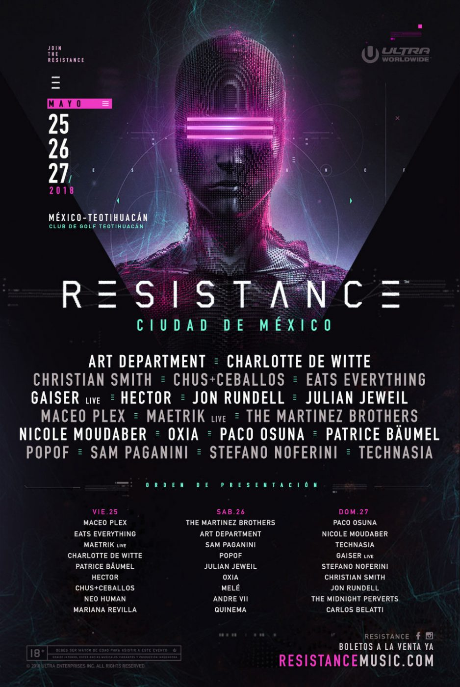 Resistance mexico