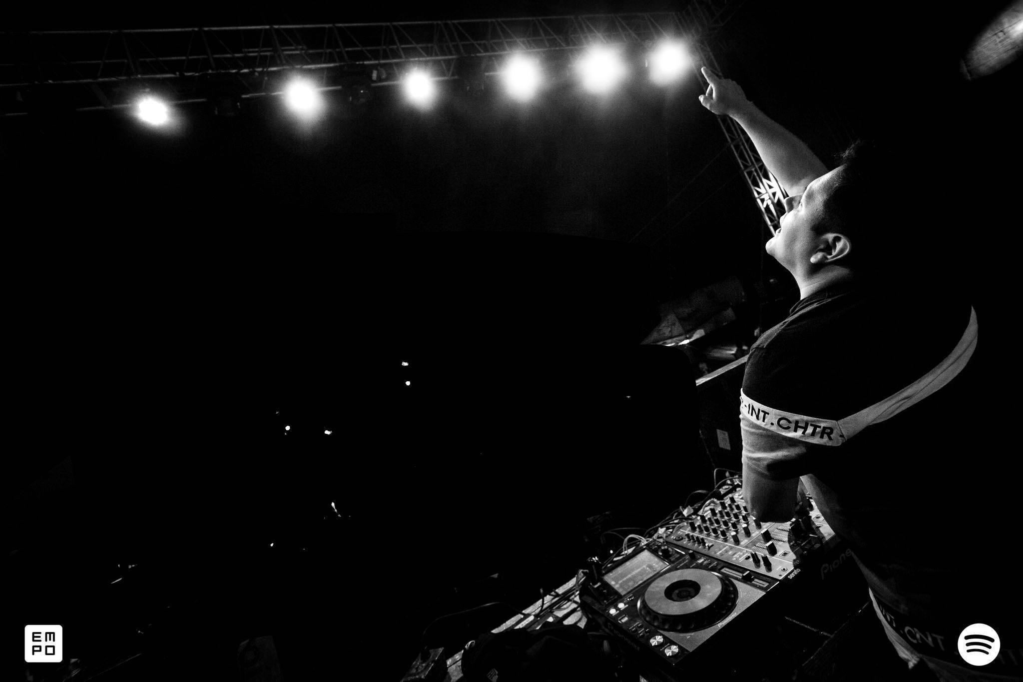 ¡Qué orgullo! Guztavo MX, DJ mexicano en el Mainstage de Beyond Wonderland Monterrey