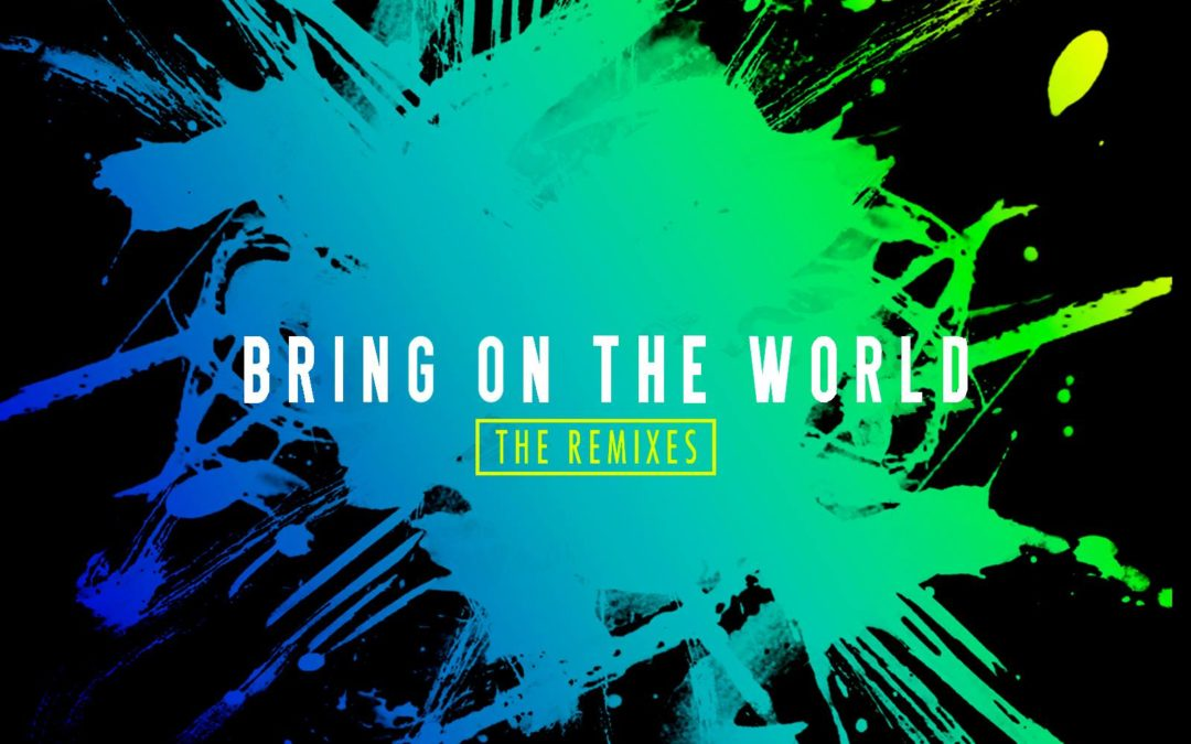 "Remixes ganadores de ""Bring on the World"" de A-ZAR"
