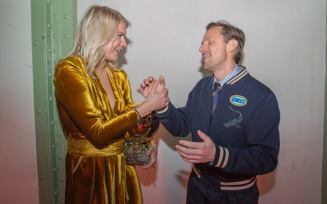 Martin Solveig es criticado por actitud inapropiada durante la entrega del Ballon d'Or