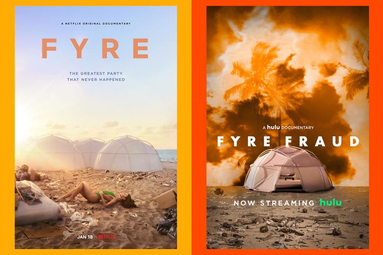 Los documentales de 'Fyre', el festival promesa de las Bahamas que terminó en estafa