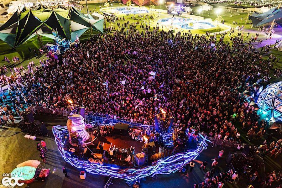 ¿Qué actividades habrá este año en EDC Las Vegas 2019? #CampEDC