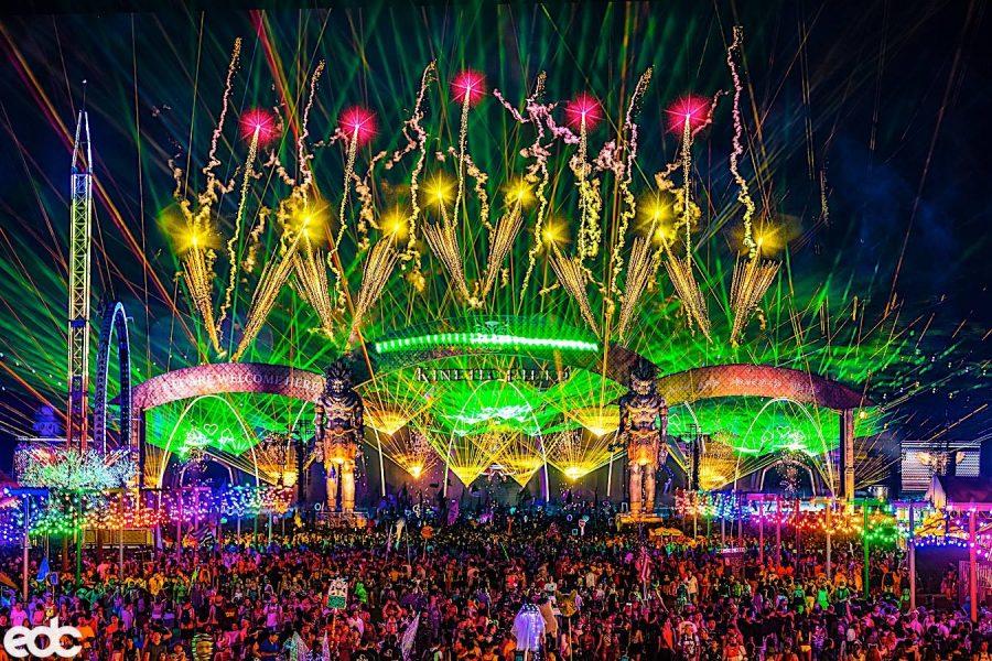 EDC Las Vegas 2019 revela su line up por escenario