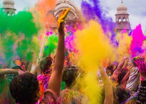 Regresa en grande Color Fest México con 'Indian Spirit 2019'
