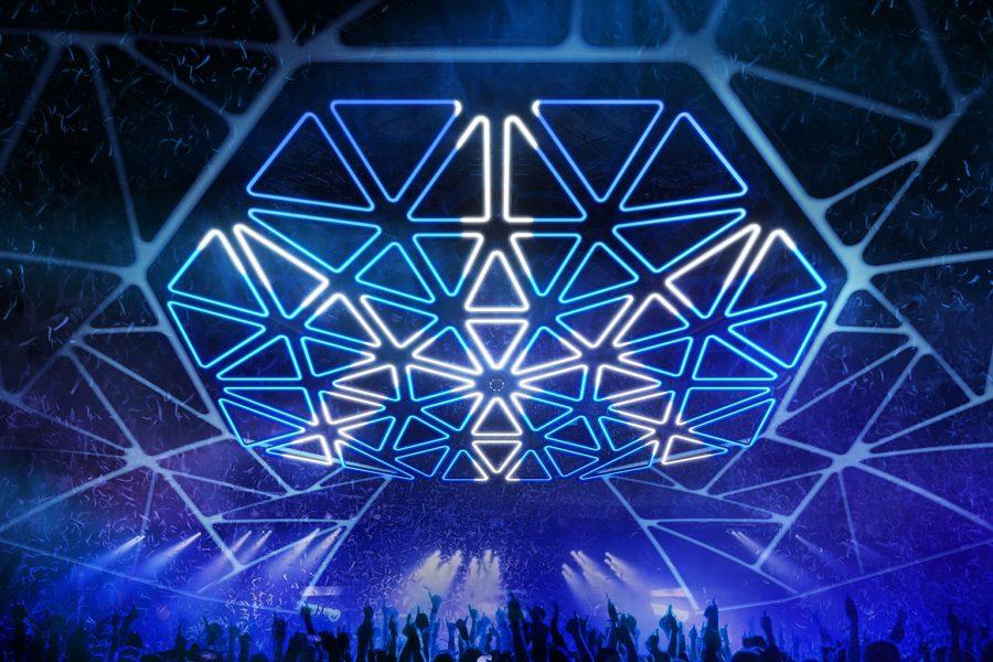Hakkasan Las Vegas revela su impresionante producción para la semana de EDC 2019.