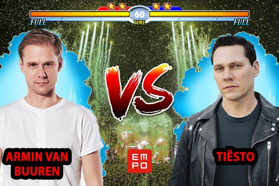 Vota: ARMIN VAN BUUREN VS. TIËSTO