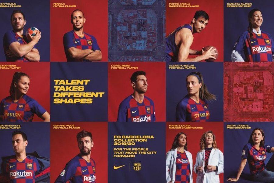 El FC Barcelona hace importante anuncio con Area21 de soundtrack.