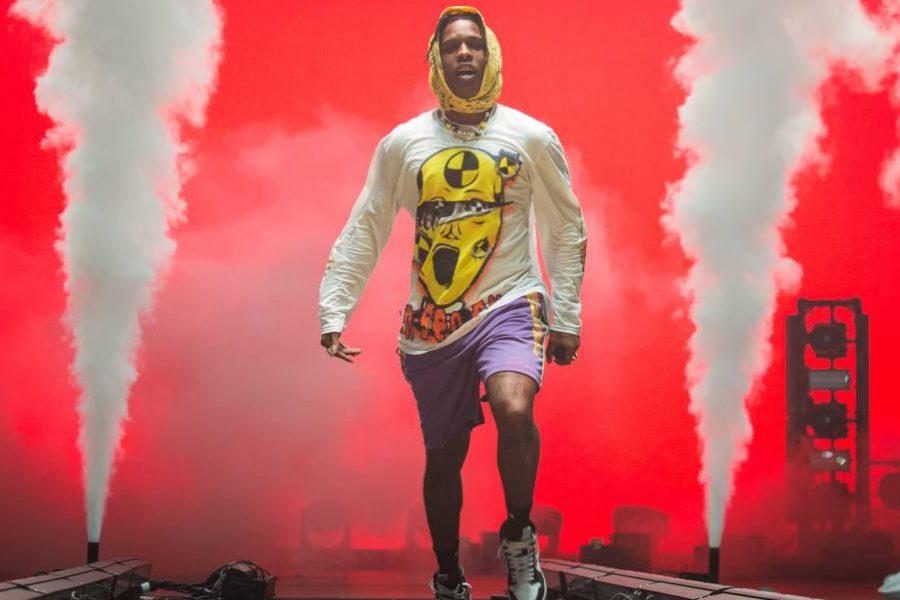 A$AP Rocky cancela shows en Tomorrowland, Sónar y más, por arresto.