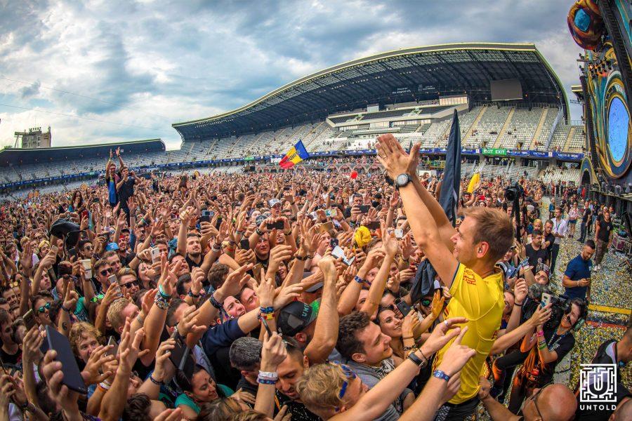 Armin van Buuren es el encargado de crear el himno de UNTOLD 2019