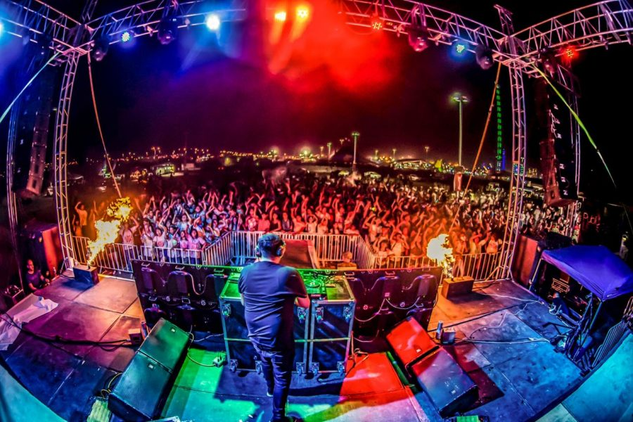 [Video] La gran fiesta que se armó en Color Fest Chihuahua 2019