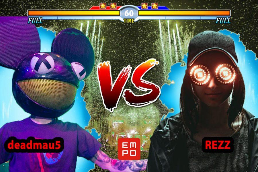 Vota: deadmau5 VS. REZZ