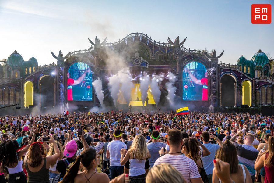 Las 10 canciones más escuchadas en Tomorrowland 2019