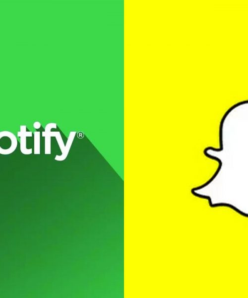 ¡Al fin! Spotify se integra a Snapchat y ya podrás agregarlo en tus stories.
