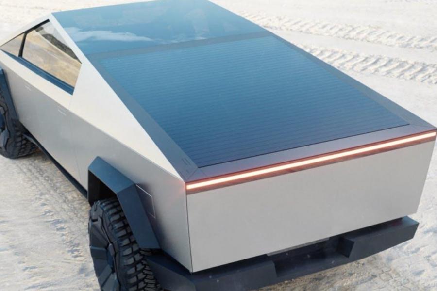 El nuevo vehículo de Tesla será ideal para festivales.