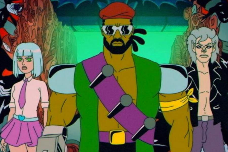 Major Lazer lanza la primera temporada de su serie animada en Youtube