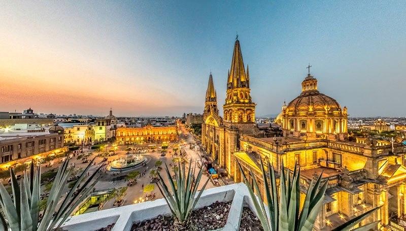 Guía de viaje para Dreamfields México: Qué hacer en Guadalajara.