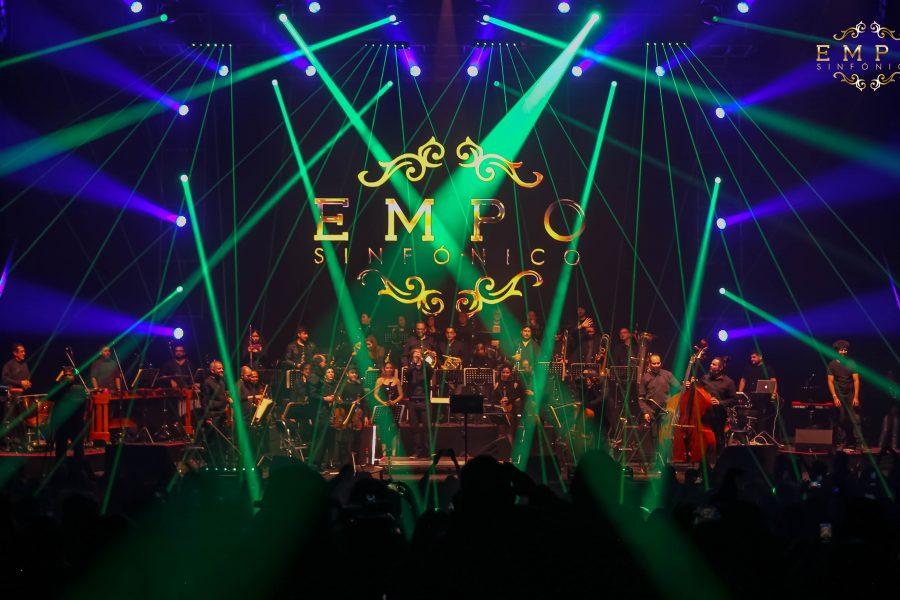 Con un sold out nuestro nuevo proyecto, EMPO Sinfónico, debuta en el Teatro Metropolitan.
