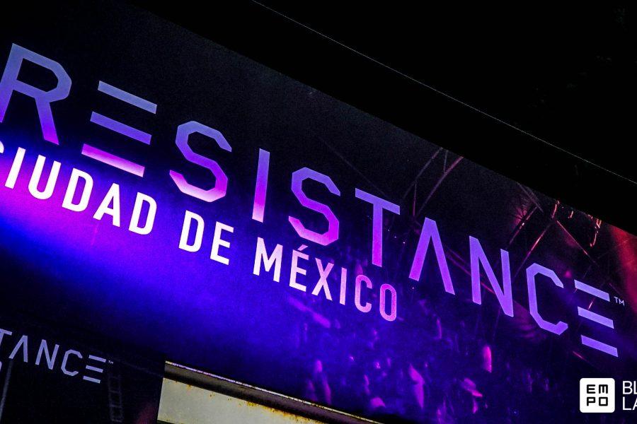 Así se vivió Resistance Ciudad de México.
