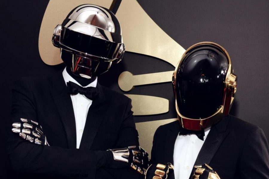 Después de casi 7 años, Daft Punk está de vuelta en el estudio.
