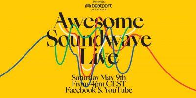 EMPO transmitirá el festival virtual del sello de Carl Cox, Awesome Soundwave